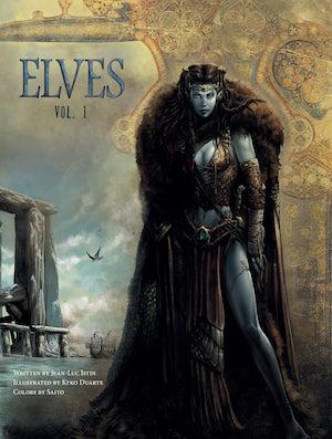 Elves Vol 1 cover
