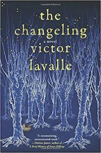 cover of The Changeling by Victor LaValle