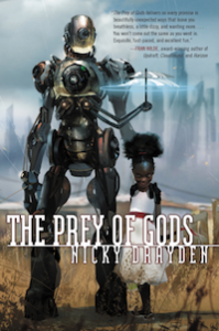 cover of The Prey of Gods by Nicky Drayden