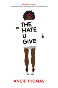 cover image: graphic image of a black teen holding a sign with the book title