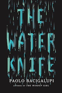 cover of The Water Knife