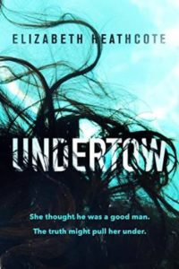 Undertow cover image: Bright blue water with silhouette of flowing hair
