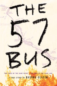 cover of The 57 Bus by Dashka Slater