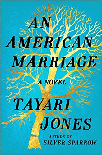 an american marriage book cover