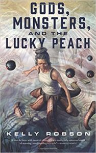 gods monsters and the lucky peach