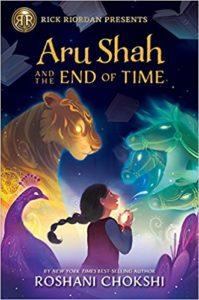 Aru Shah and the End of Time byRoshani Chokshi