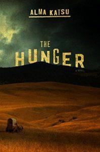 the hunger alma katsu cover