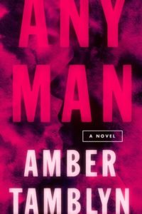 cover image: a black and hot pink smokey graphic with the title and author name in block letters