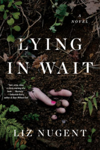 cover image: a white woman's hand buried in dark soil with a few green plants growing around it