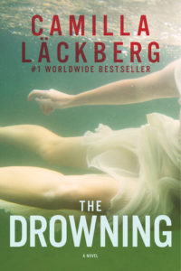 cover image: white woman in white dress floating in water zoomed in from waist to shins