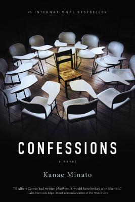 Confessions by Kanae Minato cover