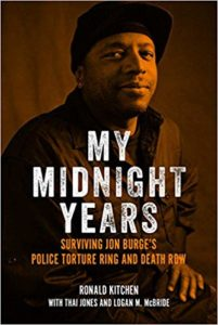My Midnight Years by Ronald Kitchen cover image