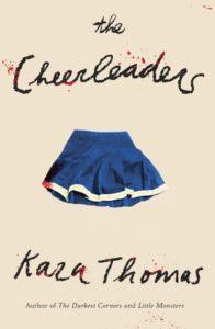 The Cheerleaders by Kara Thomas cover image