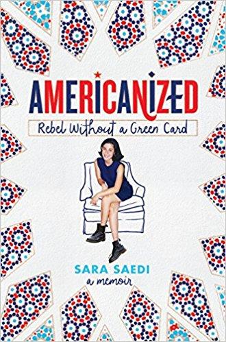 Americanized book cover