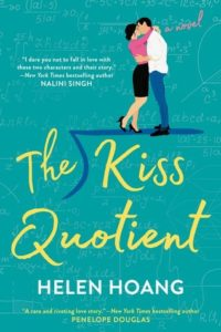 cover of the kiss quotient by helen hang