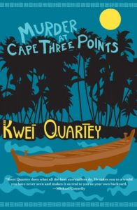 Murder at Cape Three Points by Kwei Quartey cover image