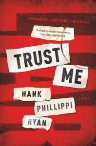 Trust Me by Hank Phillippi Ryan cover image