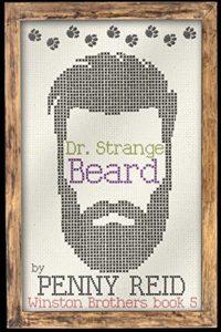 Cover of dr strange beard by penny reid
