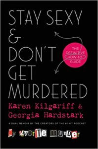 stay sexy and don't get murdered cover image