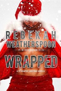 cover of wrapped by rebekah weatherspoon