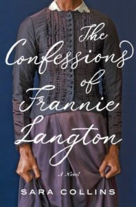 The Confessions of Frannie Langton by Sara Collins cover image