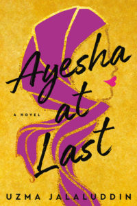 US cover of ayesha at last