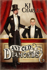 cover of Any Old Diamonds by KJ Charles