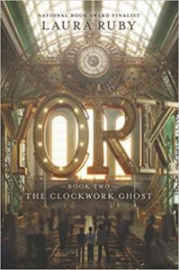 york- the clockwork ghost