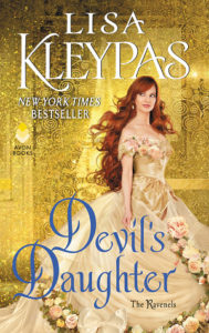 cover of devil's daughter by lisa kleypas