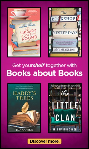 Books About Books ad