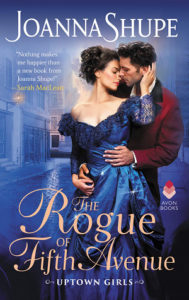 cover of rogue of fifth avenue by joanna shupe