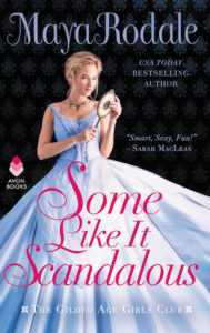 Some LIke It Scandalous cover image