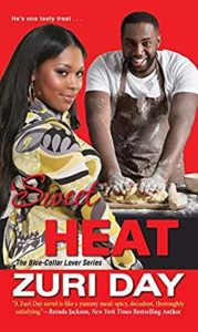 cover of sweet heat by zuri day