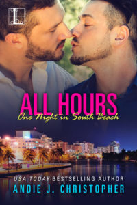 Cover of All Hours by Andie J Christopher