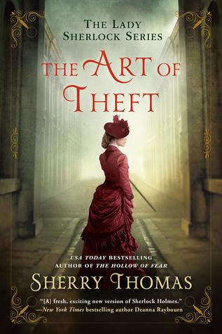 The Art of Theft cover image