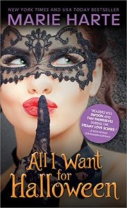 cover of All I Want for Halloween by Marie Harte
