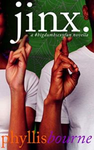 Cover of Jinx by Phyllis Bourne
