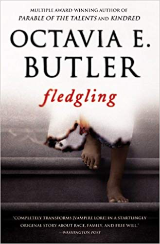 cover of fledgling by octavia butler