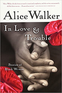 in love and trouble alice walker book cover