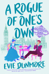 cover of A Rogue of One's Own by Evie Dunmore