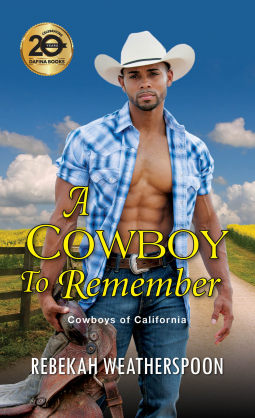 cover of a cowboy to remember by Rebekah Weatherspoon