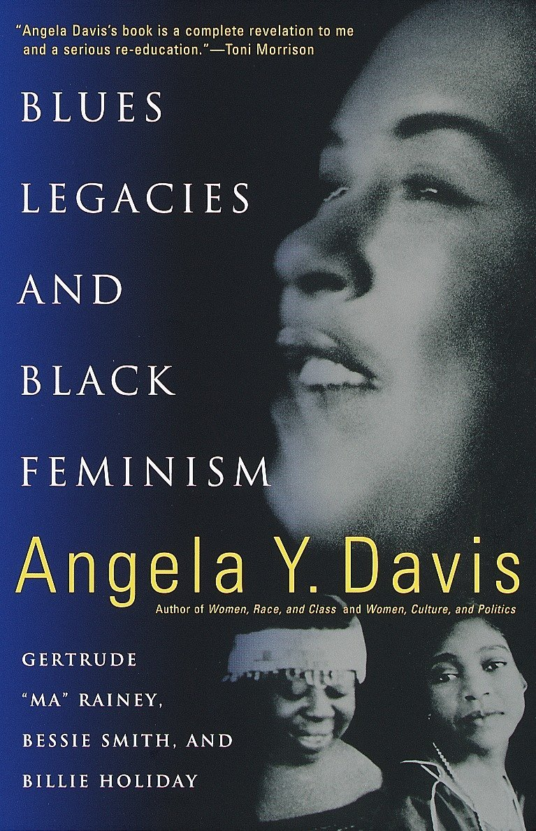 Blues Legacies and Black Feminism Cover