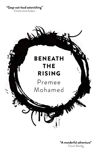 Beneath the Rising cover