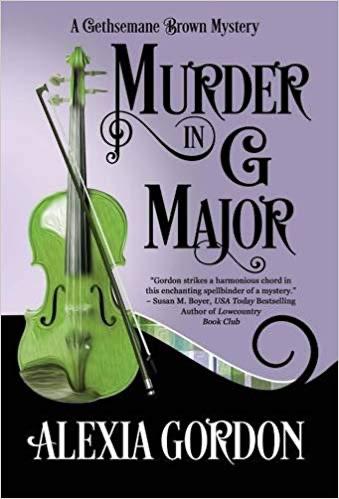 Murder in G Major cover image