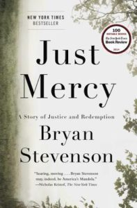 Just Mercy cover image
