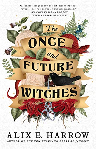 Cover of Once and Future Witches by Alix E. Harrow