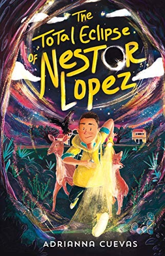 cover of The Total Eclipse of Nestor Lopez