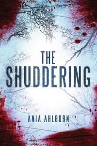 the shuddering ania ahlborn cover