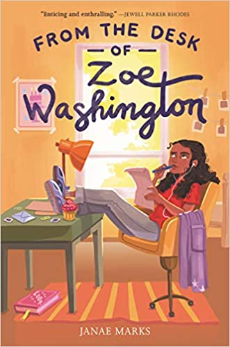 cover of From the Desk of Zoe Washington