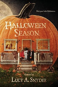 halloween season by lucy snyder cover